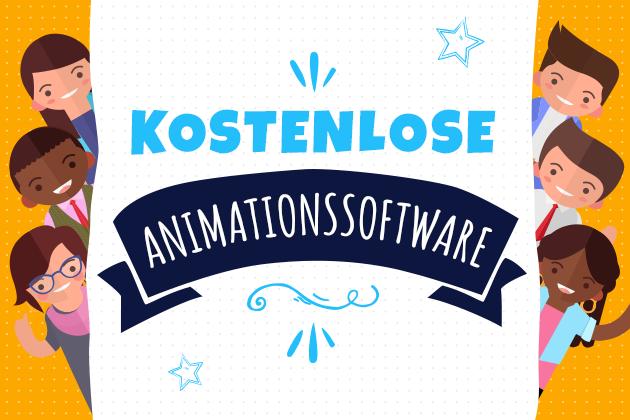 Beste Kostenlose Animationssoftware 2d Animationen Kostenlos