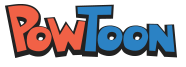 PowToon logo - Make free animated videos and presentations online